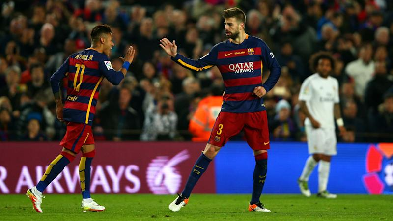Pique: I knew Neymar was leaving when I sent 'se queda' tweet