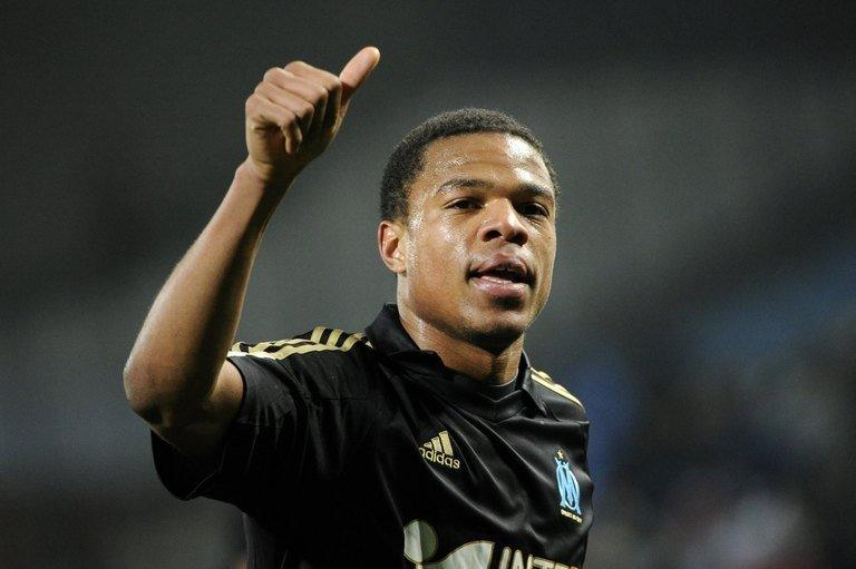 File picture. French international striker Loic Remy has joined Queens Park Rangers