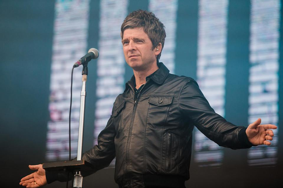 Noel Gallagher said wearing a face mask was pointless: Mauricio Santana/Getty Images
