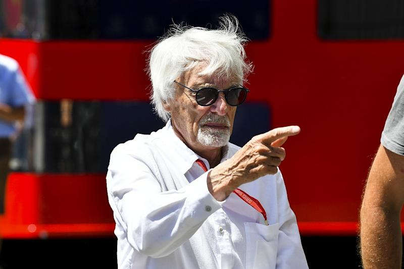 Ecclestone would abandon 2020 F1 season entirely