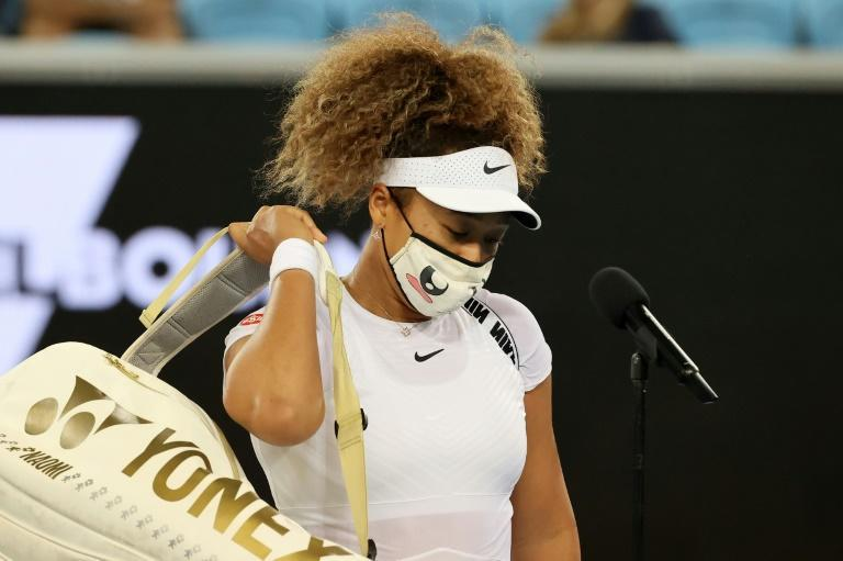 Naomi Osaka pulled out of an Australian Open warm-up tournament because of injury