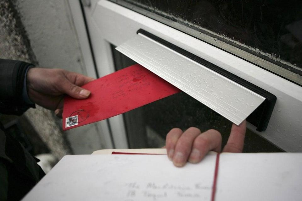 The letters have been sent to residents of Sutton Coldfield in recent months  (Getty Images)