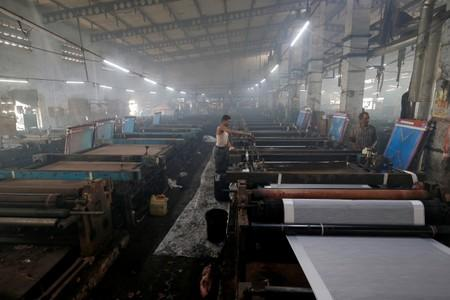 Stronger demand boosts India factory activity in July: PMI
