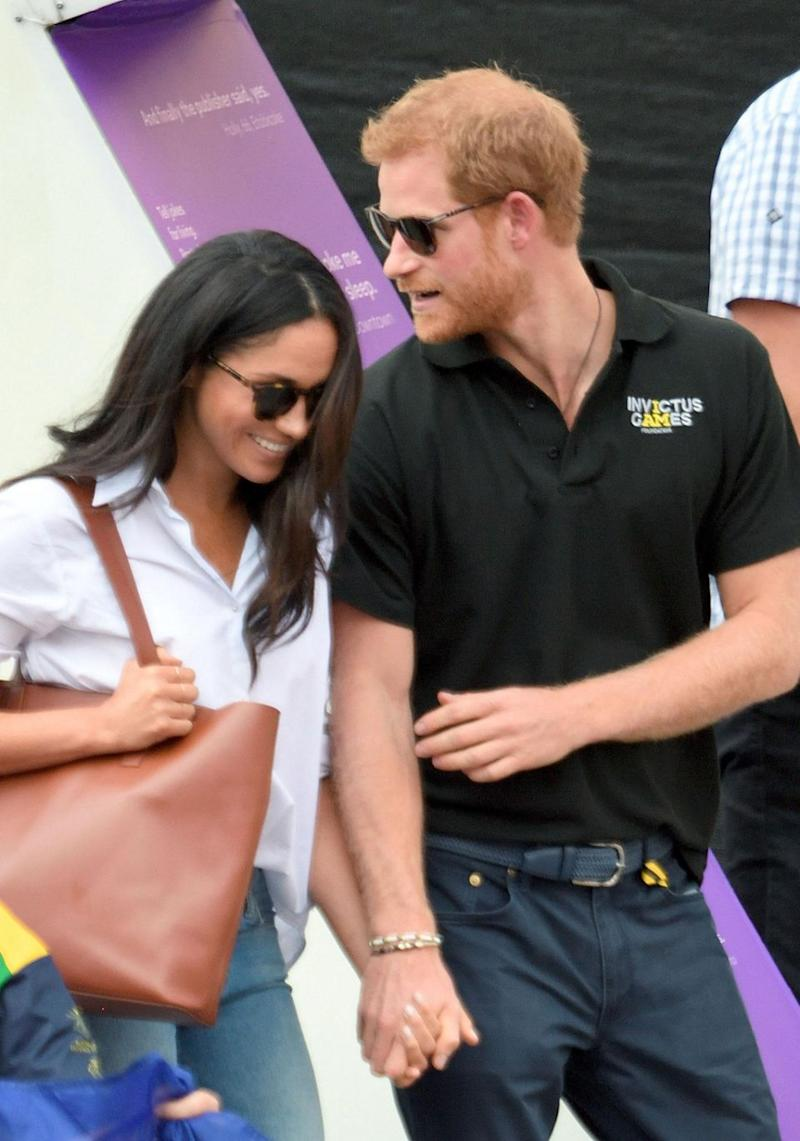 There's been plenty of talk that a royal engagement is on the cards in time for Christmas, and now the possibility of Prince Harry popping the big question to actress Meghan Markle seems even more likely. Source: Getty