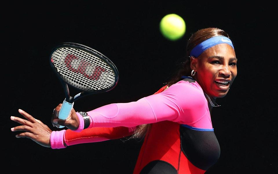 Tennis pro, fashion CEO: remarkable Serena Williams refuses to let business crisis halt Australian Open run - Shutterstock