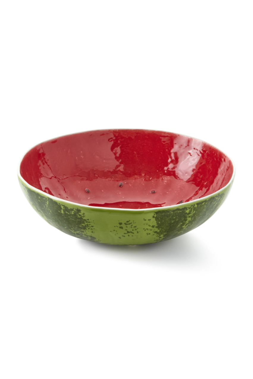 "<p><strong>Bordallo Pinheiro</strong></p><p>neimanmarcus.com</p><p><strong>$80.00</strong></p><p><a href=""https://www.neimanmarcus.com/p/bordallo-pinheiro-watermelon-salad-bowl-14-dia-prod208320062"" rel=""nofollow noopener"" target=""_blank"" data-ylk=""slk:Shop It"" class=""link rapid-noclick-resp"">Shop It</a></p><p>The ideal gift for your hostess-loving best friend, this cute watermelon salad bowl is the perfect summer BBQ accessory.</p>"