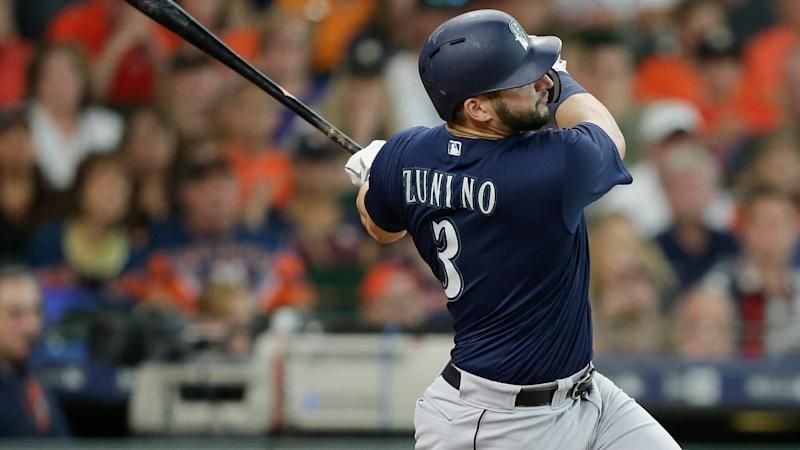Rays close to acquiring catcher Mike Zunino from Mariners