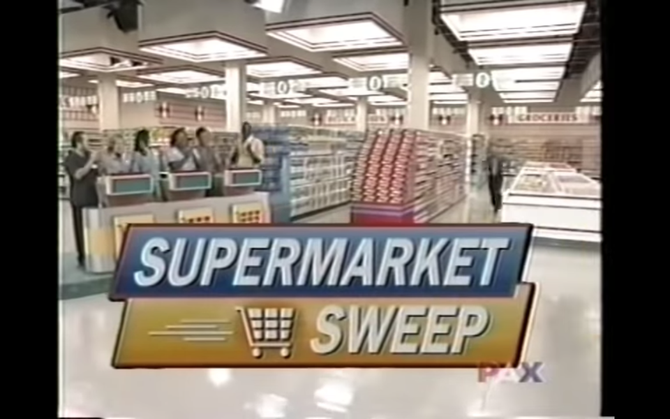 <p>If you've been thinking about how fun it would be to get on <em>Supermarket Sweep</em>, sorry to break it to you, but that's not an option (yet). The show first debuted in 1965 and was on air for three years before being canceled. Lifetime and the PAX network revived the show in the 1990's and it ran until 2003.</p>