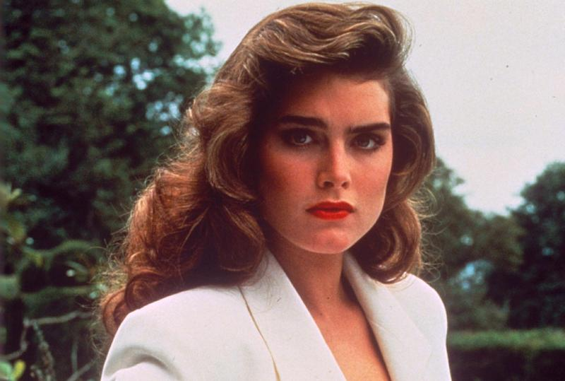 Commit error. Young brooke shields not absolutely