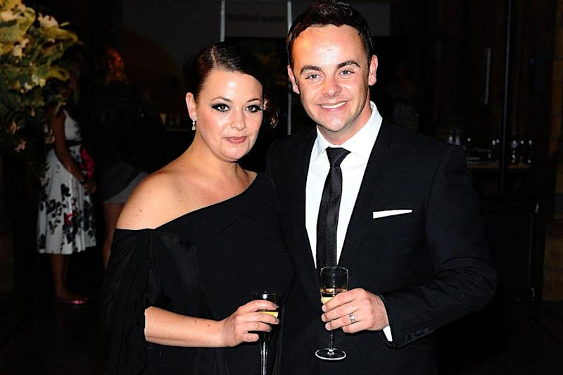 Split: Lisa Armstrong and Ant McPartlin announced the end of their marriage earlier this year (Ian West/PA Archive/PA Images)