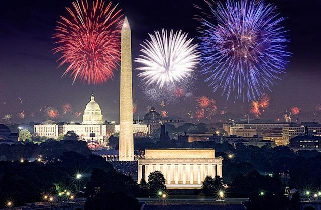 A scene from 'A Capitol Fourth' (Credit: Capital Concerts)