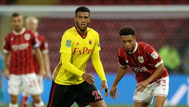 """<p><strong>Transfer: Watford to West Ham</strong></p> <br><p>A goalscoring revelation last season, Etienne Capoue seems to have fallen out of favour at Watford and fellow Premier League outfit West Ham are keen to take <a href=""""http://www.90min.com/posts/5934806-west-ham-set-sights-on-watford-midfielder-etienne-capoue-for-cut-price-fee"""" rel=""""nofollow noopener"""" target=""""_blank"""" data-ylk=""""slk:advantage"""" class=""""link rapid-noclick-resp"""">advantage</a> of the French midfielder's absence from the first-team with a £12m bid. </p>"""