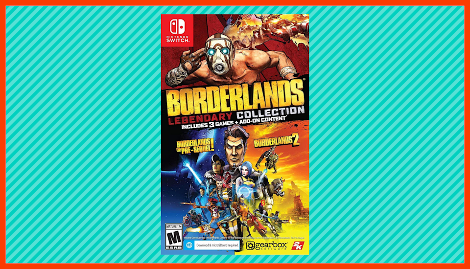 Save 40 percent on Borderlands Legendary Collection. (Photo: Amazon)