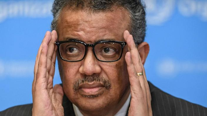 Tedros Adhanom Ghebreyesus, the first African head of the WHO, is leading the fight against coronavirus