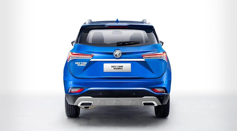 MG Hector Plus SUV