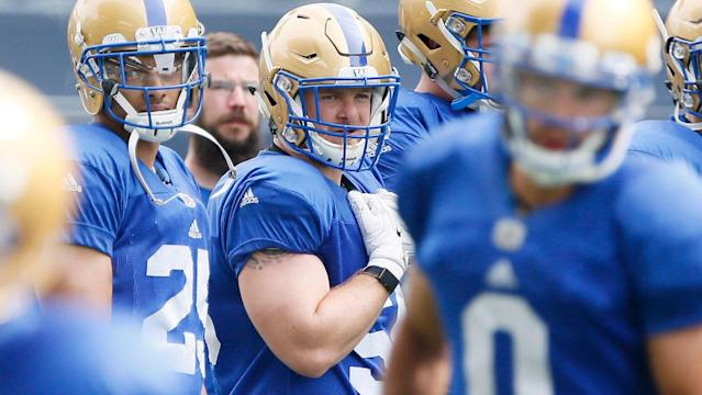 The Winnipeg Blue Bombers are relying on their veterans, Adarius Bowman and Adam Bighill, to get them through the first few weeks of the season. CFL.ca's Don Landry explains.