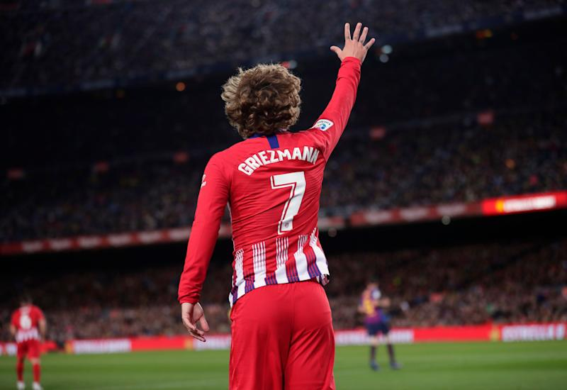the latest 40d67 4bd3b Antoine Griezmann to leave Atletico Madrid, could be headed ...