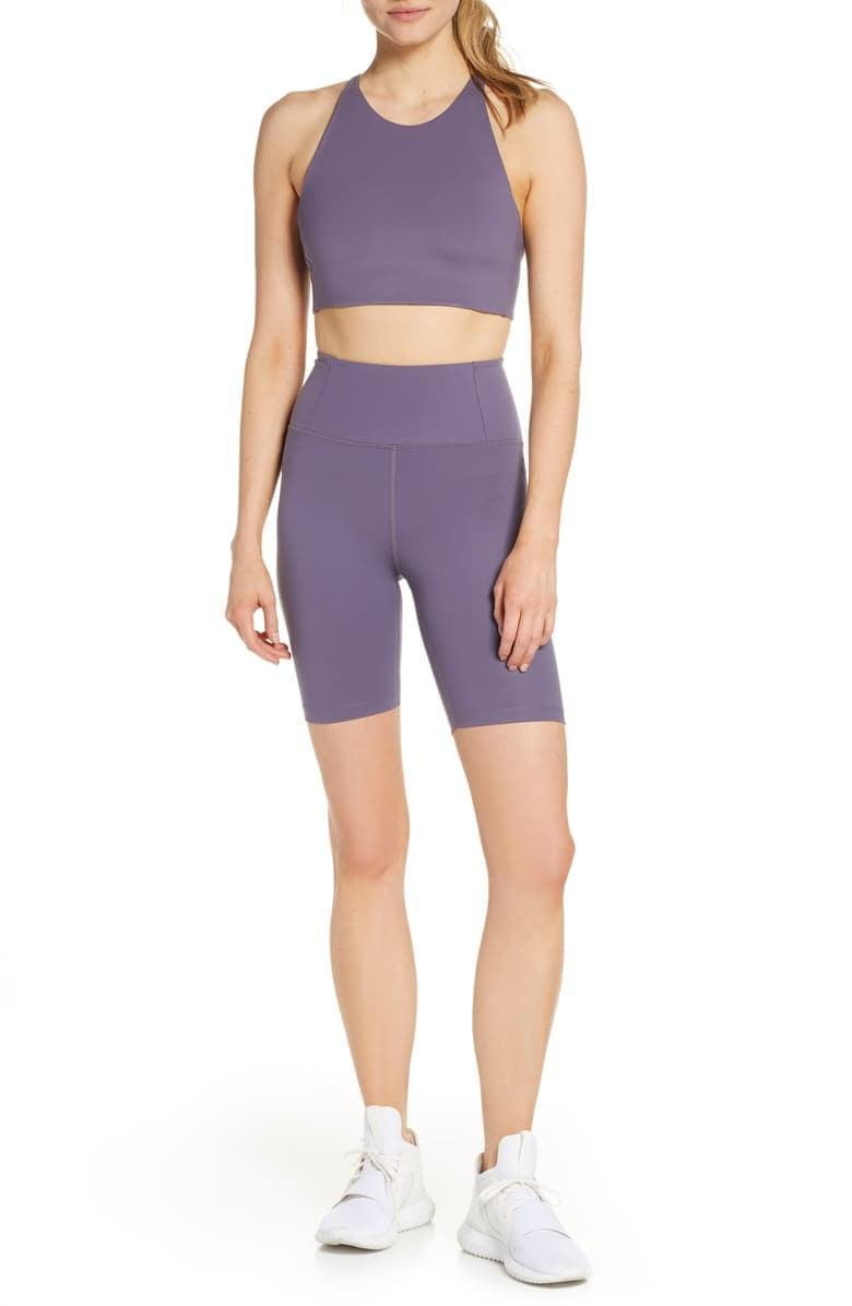 "<p>The high waist is what makes these shorts a top pick. Plus, we're obsessed with all the different colors these <a href=""https://www.popsugar.com/buy/Girlfriend-Collective-High-Waisted-Bike-Shorts-453011?p_name=Girlfriend%20Collective%20High-Waisted%20Bike%20Shorts&retailer=shop.nordstrom.com&pid=453011&price=48&evar1=fit%3Auk&evar9=46472938&evar98=https%3A%2F%2Fwww.popsugar.com%2Ffitness%2Fphoto-gallery%2F46472938%2Fimage%2F47590545%2FGirlfriend-Collective-High-Waisted-Bike-Shorts&list1=shopping%2Cworkout%20clothes%2Cfitness%20gear%2Cproducts%20under%20%2450%2C50%20under%20%2450%2Cfitness%20shopping%2Caffordable%20shopping&prop13=api&pdata=1"" class=""link rapid-noclick-resp"" rel=""nofollow noopener"" target=""_blank"" data-ylk=""slk:Girlfriend Collective High-Waisted Bike Shorts"">Girlfriend Collective High-Waisted Bike Shorts</a> ($48) come in.</p>"