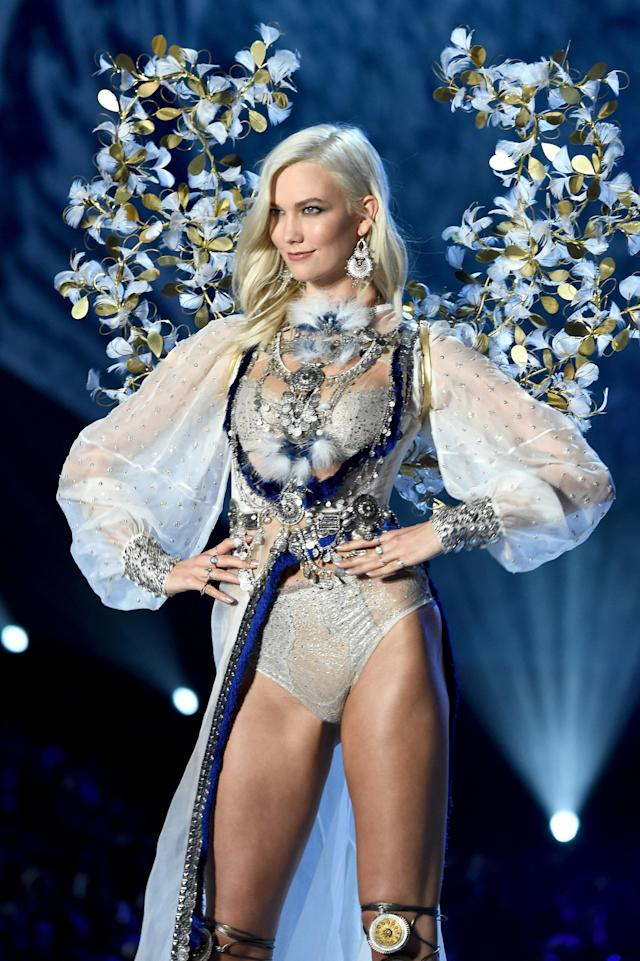 Karlie Kloss (Theo Wargo via Getty Images)
