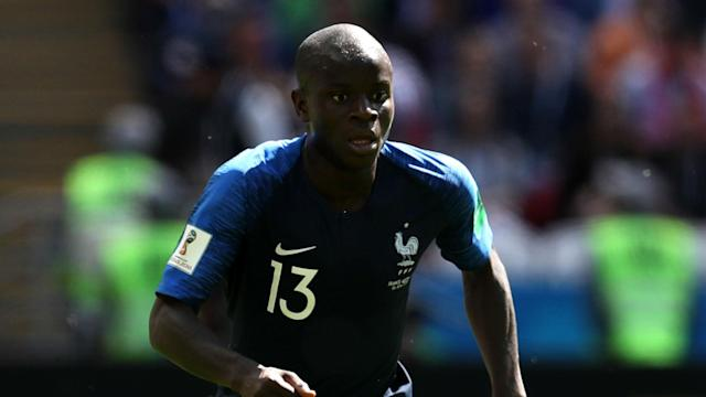 The Premier League midfielder is fully focused on France for now, with speculation linking him with a big-money transfer being ignored for now