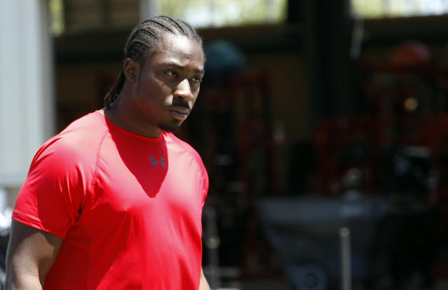 Marcus Lattimore still dealing with injuries on his long road back