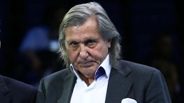 Ilie Nastase will not be able to act in any official capacity in ITF competitions until the end of December 2020.