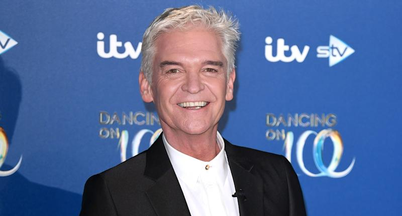 Phillip Schofield came out as gay in a post to Instagram. (Photo by Karwai Tang/WireImage)