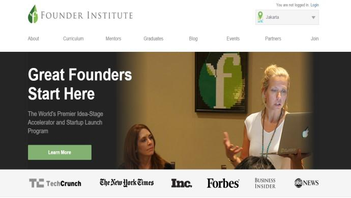 Founder Institute returns to Jakarta with new directors and mentors, cash grants for top grads
