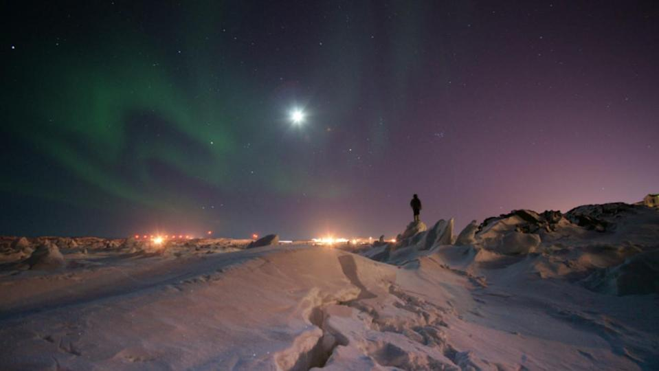 'I'm always in awe': Capturing the otherworldly beauty of Canada's North