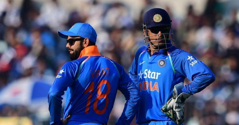 Virat Kohli's captaincy arguably hasn't been anywhere near MS Dhoni's standards