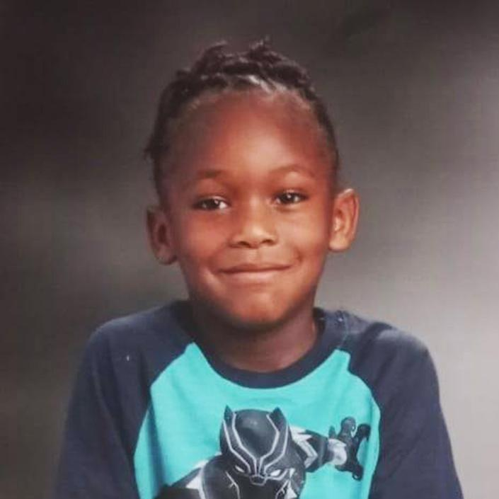Shamar Jackson, 7, lost his life in a dog attack earlier this week while walking with his brother. (Marion County Sheriff's Office)