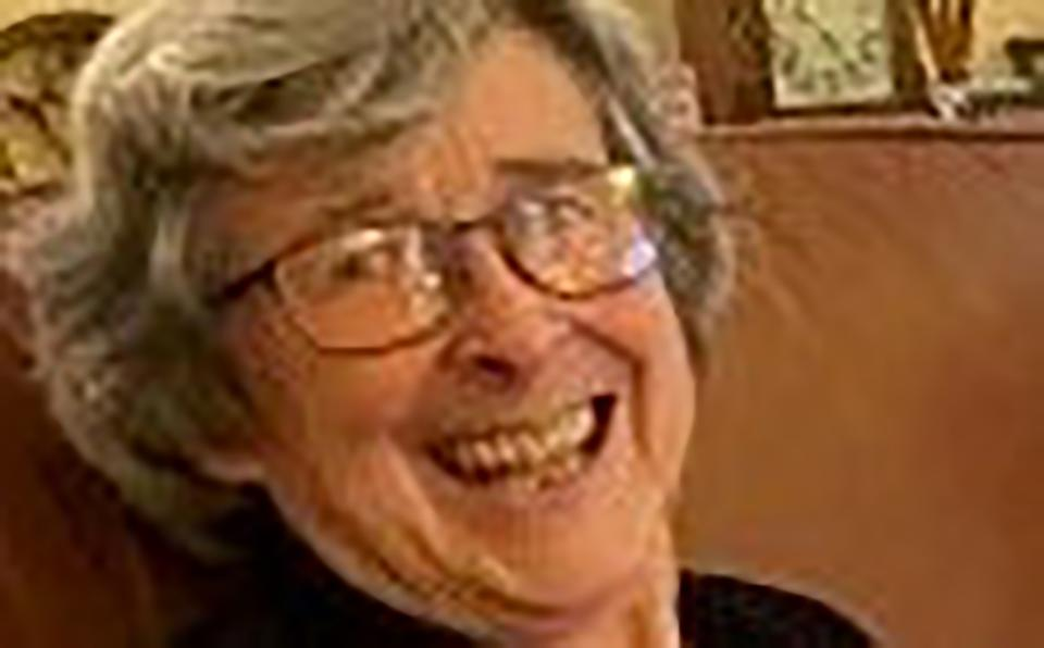 Esther Brown was found dead in her Glashow flat (SWNS/ Police Scotland)