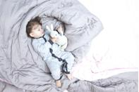 """<p>It's not very strange for little kids, especially young children like toddlers, to have sleep problems. Many young children have difficulty falling asleep on their own and staying in their beds all night long without a check-in from their parents. Sleep problems can be normal, but they can also be <a href=""""https://www.ncbi.nlm.nih.gov/pubmed/25754117"""" rel=""""nofollow noopener"""" target=""""_blank"""" data-ylk=""""slk:a sign of anxiety"""" class=""""link rapid-noclick-resp"""">a sign of anxiety</a> - and that's where things get a little confusing. </p><p><a href=""""https://aasm.org/children-with-depressive-anxiety-disorders-have-more-sleep-problems/"""" rel=""""nofollow noopener"""" target=""""_blank"""" data-ylk=""""slk:Studies"""" class=""""link rapid-noclick-resp"""">Studies</a> have found a link between anxiety and depression in children with sleep problems. Kids dealing with anxiety might have trouble falling asleep, wake up frequently throughout the night, experience nightmares and night terrors, and deal with sleep walking. </p>"""