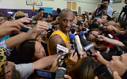Kobe Bryant wants to prove he's still one of the NBA's top players. (USA Today)