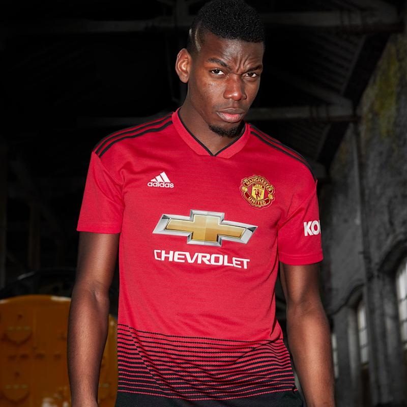 newest 362e8 9aa84 Manchester United kit 2018/19: Red Devils launch new kit