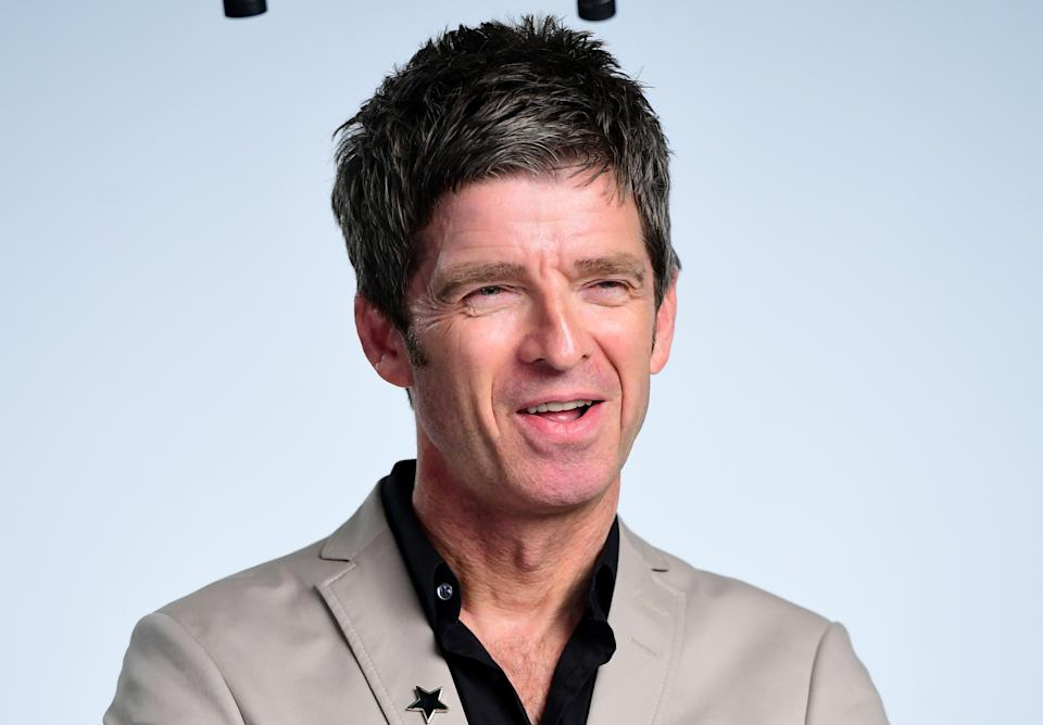 Noel Gallagher attending the 2018 Hyundai Mercury Music Prize, held at the Eventim Apollo, London. For editorial use in the context of the 2018 Hyundai Mercury Prize only