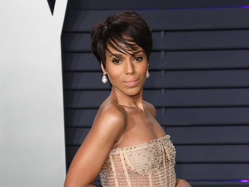 Kerry Washington: 'Time's Up movement has been one of the biggest gifts of my life'