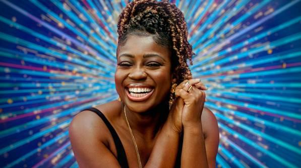 Radio 1 DJ Clara Amfo has been confirmed for this year's Strictly. (BBC)