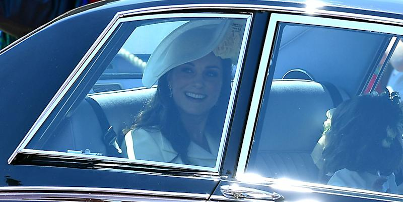 What Kate Middleton Will Wear to Harry\'s Wedding