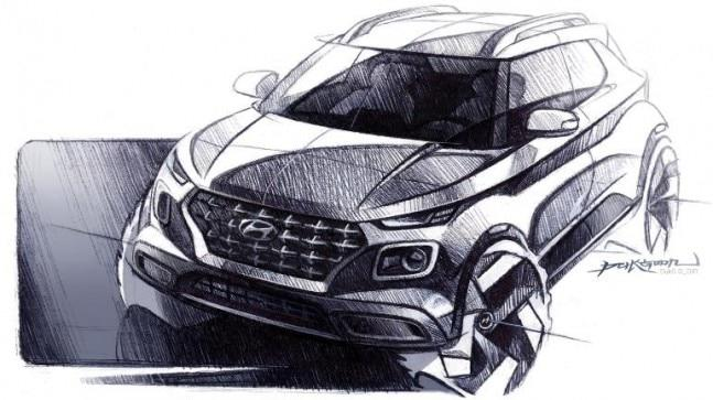 A very interesting feature about Hyundai Venue will be its connectivity solution -- 'Hyundai BlueLink'. It will have 33 new features in all, out of which 10 will be exclusively for India. The fact that there are several features only for India, in a way, shows the importance of the Indian market in the overall scheme of plans of Hyundai.