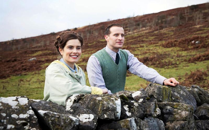 The new All Creatures Great and Small, led by Rachel Shenton and Nicholas Ralph, has been a great success - Ed Miller