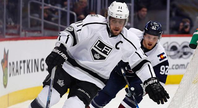 <p>The Kings signed Anze Kopitar to an eight-year,<br> $80M contract in 2016.<br> (David Zalubowski/AP) </p>