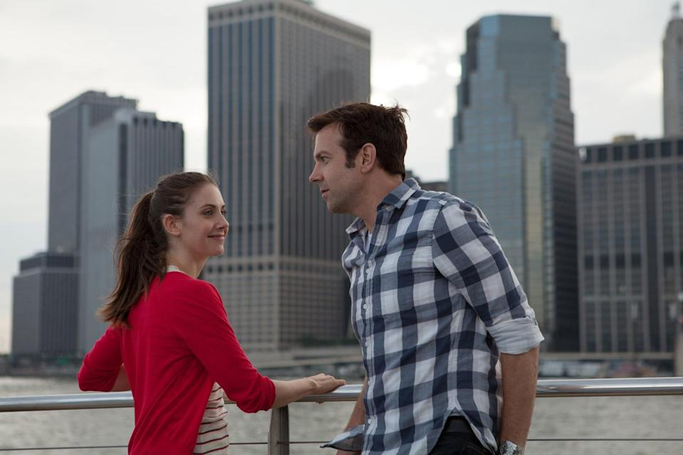 """<p>How could a romantic comedy with Jason Sudeikis and <a class=""""link rapid-noclick-resp"""" href=""""https://www.popsugar.co.uk/Alison-Brie"""" rel=""""nofollow noopener"""" target=""""_blank"""" data-ylk=""""slk:Alison Brie"""">Alison Brie</a> be anything less than hilarious and delightful? <strong>Sleeping With Other People</strong> is the modern <strong>When Harry Met Sally</strong>, if you can imagine Harry and Sally having a lot more sex.</p> <p>Watch <a href=""""https://www.netflix.com/title/80039069"""" class=""""link rapid-noclick-resp"""" rel=""""nofollow noopener"""" target=""""_blank"""" data-ylk=""""slk:Sleeping With Other People""""><strong>Sleeping With Other People</strong></a> on Netflix now.</p>"""