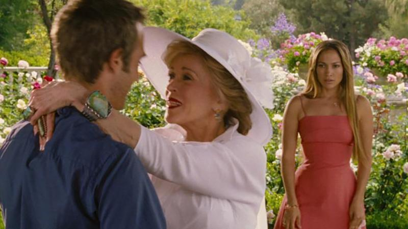 A bride has shared the story of her future mother-in-law that rivals the movie Monster-In-Law. Photo: New Line Cinema