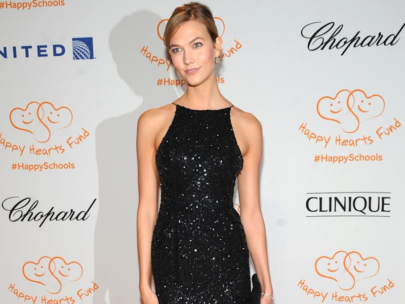 Karlie Kloss: Snacks get me through the day