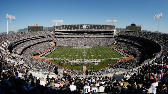 Before the NFL team can begin its long farewell to Oakland, it has to clear up the nearly $1 million in parking revenue owed.