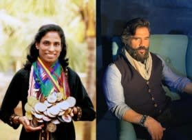 PT Usha, Suniel Shetty to run for SBI Green Marathon