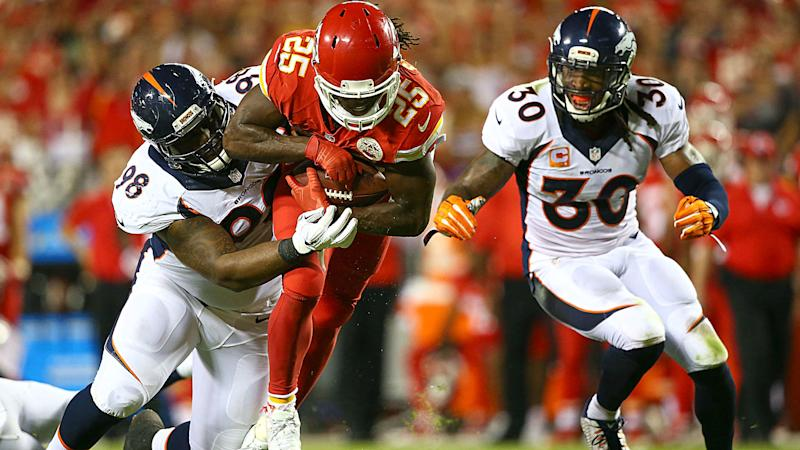 Running back Jamaal Charles reportedly set to visit Broncos