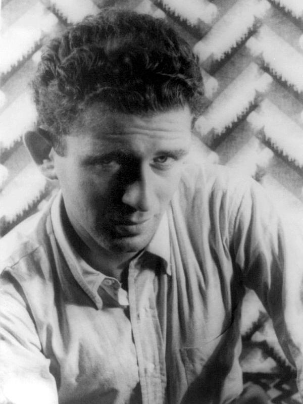 Norman Mailer, 1948 (Wikimedia Commons)