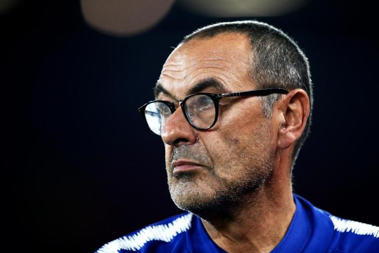 Chelsea boss Maurizio Sarri reveals extent of his tactical immersion: 'If they knock, I don't answer the door'